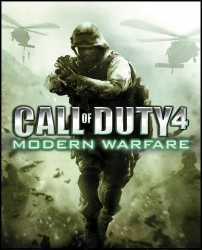 Call of Duty 4 - Modern Warfare - Multiplayer 1.7 + Maps + Mods + Servers v